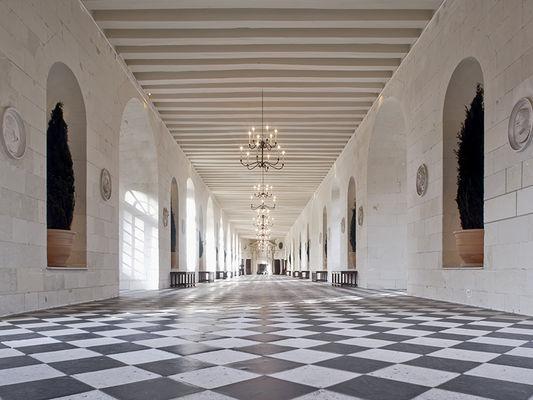 Galerie du château de Chenonceau