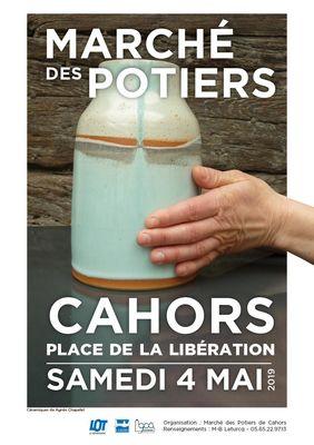 4 mai Marché Potiers Cahors
