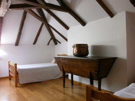 4-chambre - lou Cantou