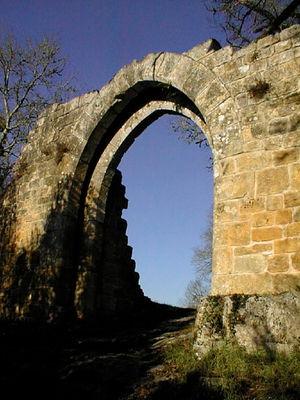 Montcabrier : Fortification d'Agglomération