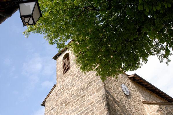 Aynac - Eglise