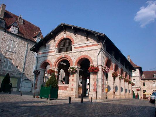 Gramat - La Halle