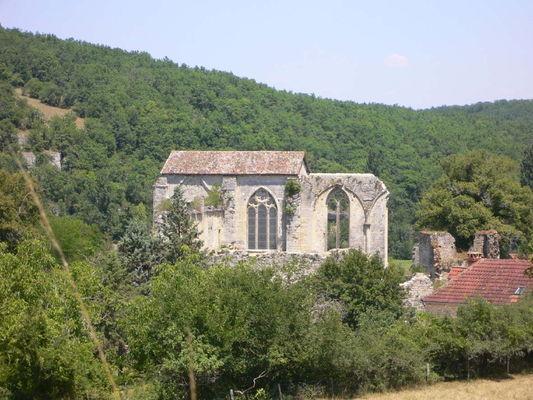 Léobard : L'Abbaye Nouvelle