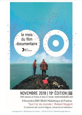 9 nov Film Mois Documentaire Pradines
