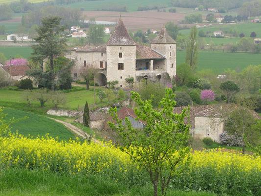Saint Laurent Lolmie - Château de Lolmie