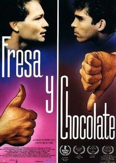 ''Fraise et chocolat ''