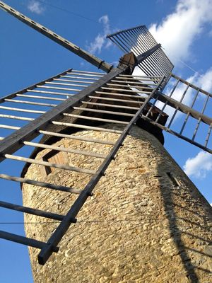 Saillagol : Moulin à Vent