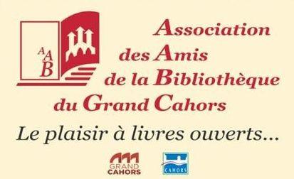 @Les Amis de la Bibliothèque du Grand Cahors