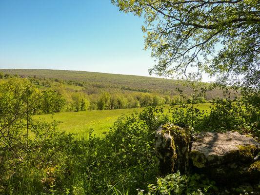04Poujade - Paysages des Causses du Quercy© Lot Tourisme - C. Sanchez