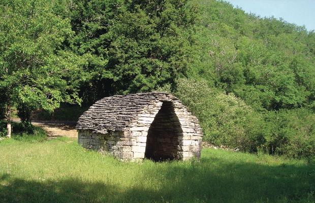 Calvignac - Source de la Fontclaire