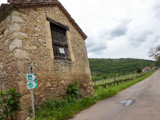 06le Chai -Cabanne de vignes© Lot Tourisme - C. Sanchez