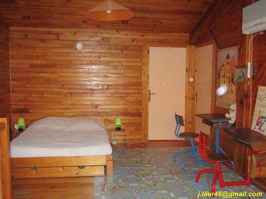 La mezzanine - lit en 140