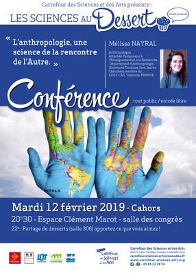 12 fev Conférence Cahors