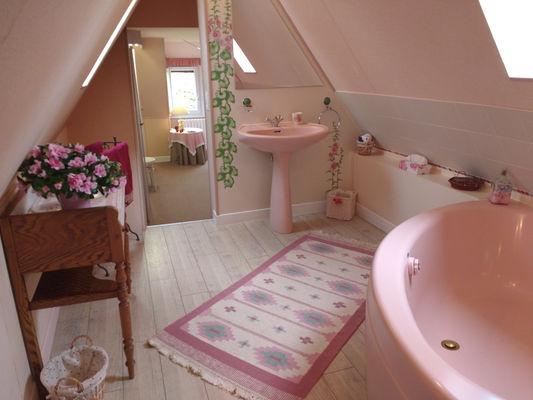 13_Les Hortensias Salle de bain