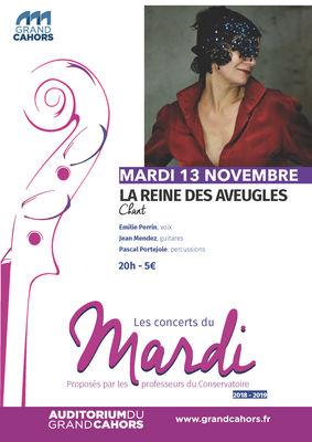 13 nov Concert du Mardi Cahors