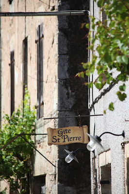 Gite d'étape Accueil St Pierre - Marcilhac sur Célé