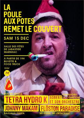 15 déc Poule aux potes Labastide