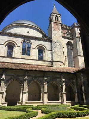160720-cathedrale cloître1©E.GUY-CASTELNAU-OT Cahors-St Cirq Lapopie  Cahors