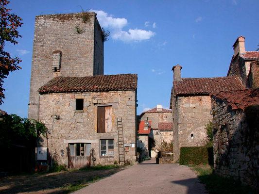 Bourg de Cardaillac