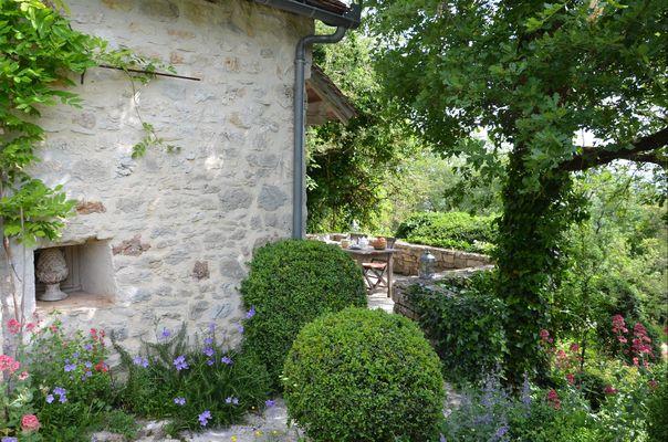 Gîte Rigoudau-Saint Denis les Martel-extérieur