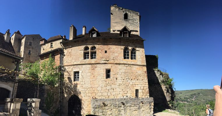 170413-Place du Carol-Maison Breton©OT Cahors-St Cirq Lapopie