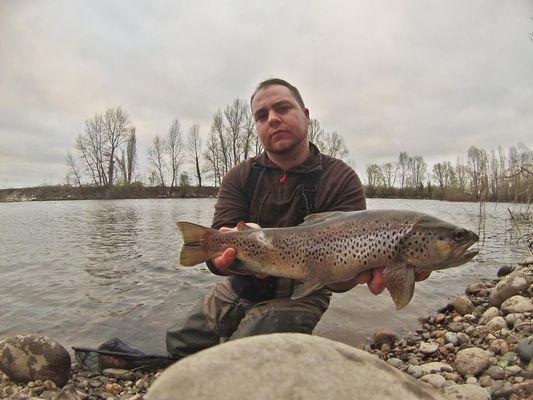 Bétaille - Guide pêche Mickael Andrieu