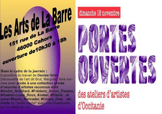 18 nov Rue de la Barre Cahors