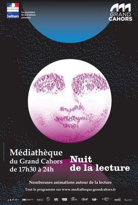 19 janv Nuit de la Lecture
