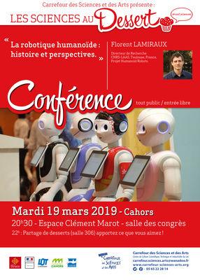 19 mars conférence cahors