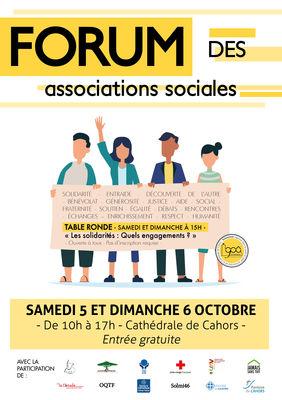 19.10.06 Forum des associations sociales