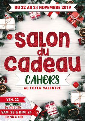 19.11.24 Salon du Cadeau - Cahors