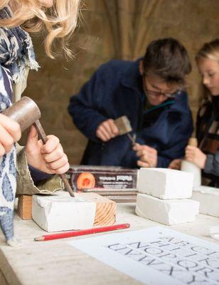 2-Les arts en famille 1er novembre - Carennac-©Malika Turin