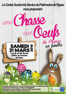2018 chasse aux oeuf
