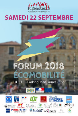 2018 forum mobilite