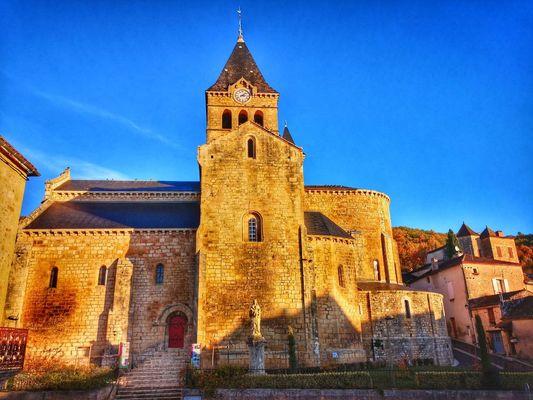 20181112_Eglise de Duravel - © Office de Tourisme Lot - Vignoble