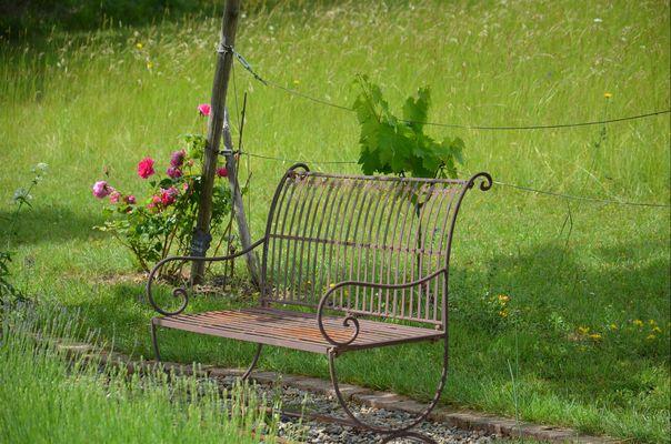 Gîte Rigoudau-Saint Denis les Martel-jardin