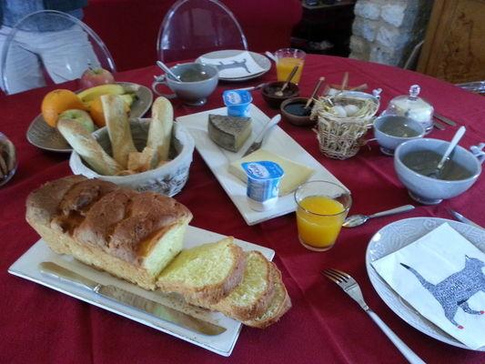 24- Petit déjeuner