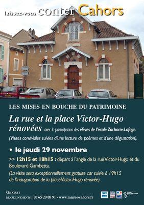 29 nov MEB Victor Hugo