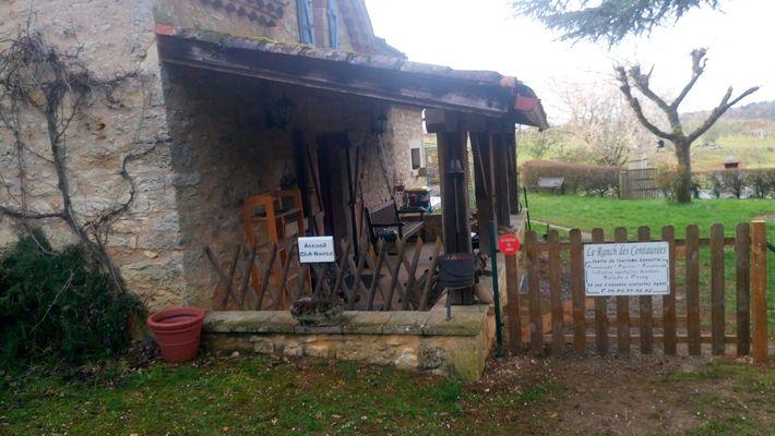 Centre équestre Le Ranch des Centaurées - ALBAS