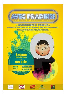 3 fev Pradines Rosalie