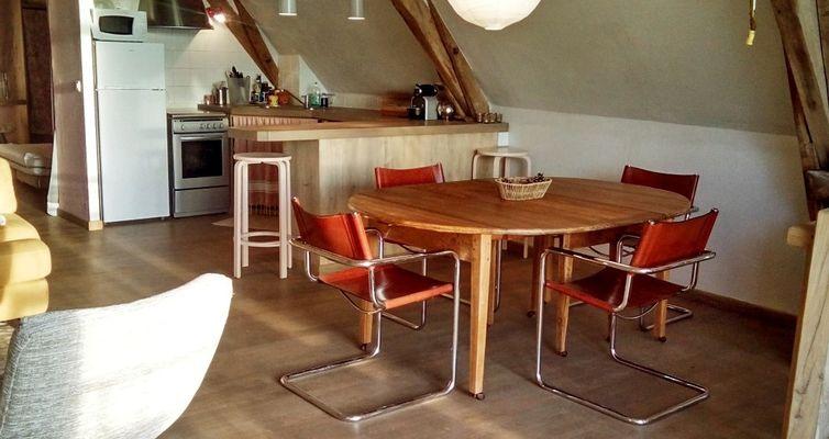 3.Grange démolie_Assier_séjour_coin cuisine