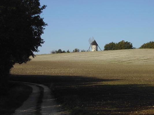 Valprionde : Moulin à Vent