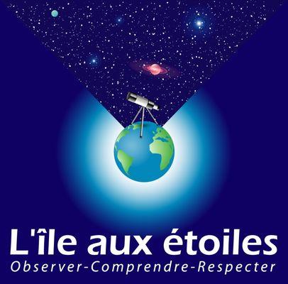3L'île aux étoiles_St Sulpice_logo