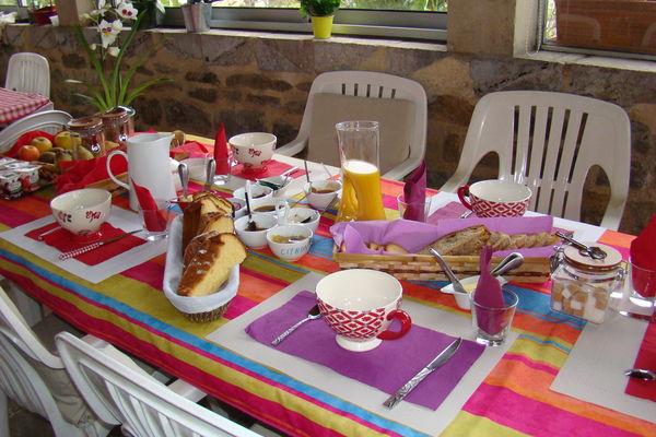 table petit déjeuner2