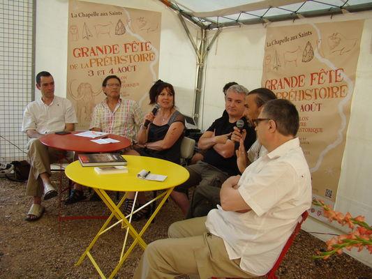 table ronde Préhistoire & cinéma