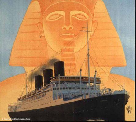 veillée egyptienne