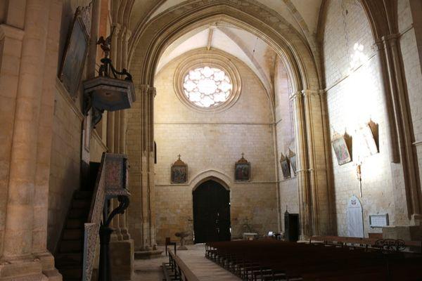 Abbatiale du Vigan 3 - Sandrine Mauret
