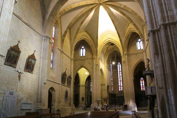 Abbatiale du Vigan 4 - Sandrine Mauret