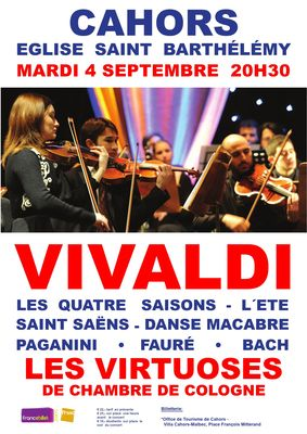 Affiche Cahors Virtuoses (1)