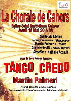 chorale cahors